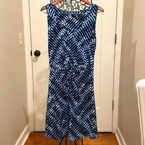 Classic Resort Wear Summer Dress